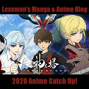 Lexemon's Manga & Anime Blog